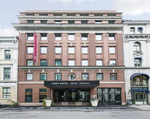 First Hotel Grims Grenka