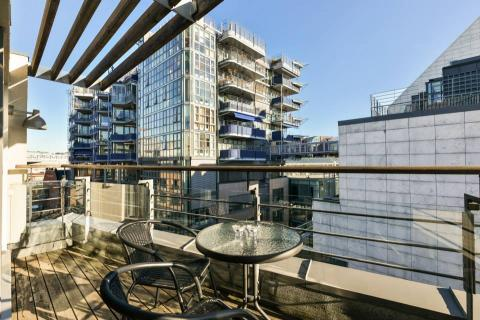 Aker Brygge - One-bedroom apartment (2 beds)