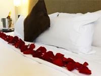 Romantiske hoteller