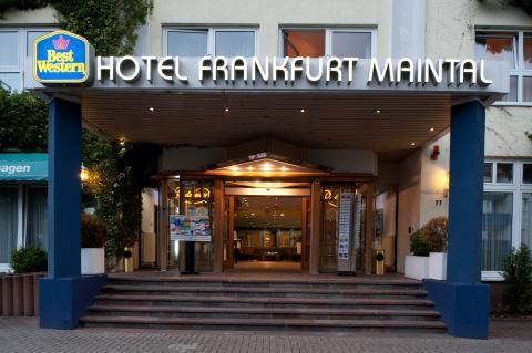 Michel Hotel Frankfurt Maintal