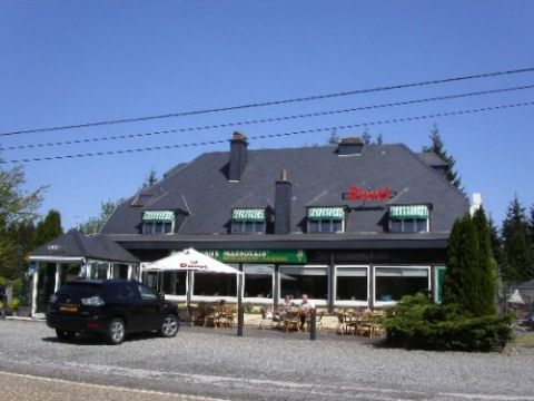 Hotel- Restaurant Aux Massotais