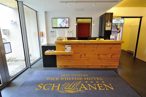 BEST WESTERN  Plus Bierkulturhotel