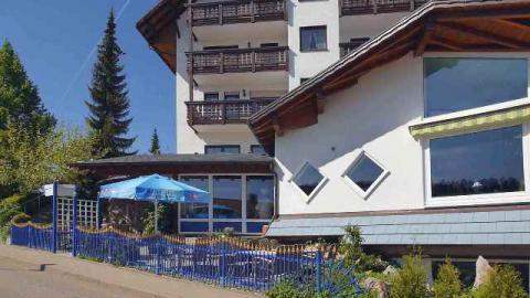 Vital- und Wellnesshotel - Albblick