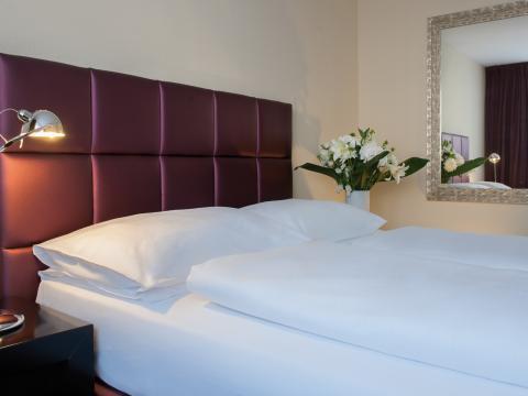 Comfort dobbeltrom