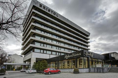 Günnewig Hotel Bristol Bonn by Centro