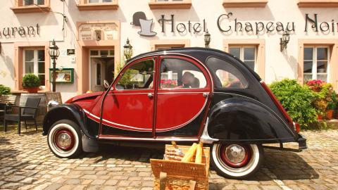 Hotel Chapeau Noir