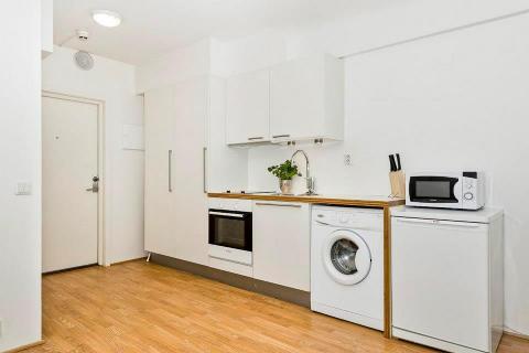 Dronningensgate 15 - Studio apartment (2 beds)