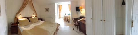 Spa Special - Mini suite med boblebad